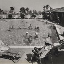 Image of Swimming - Swimming at Community (now Oakmont Center)