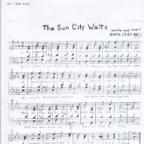 Image of The Sun City Waltz
