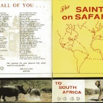Image of Sun City Saints on Safari
