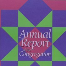 Image of 1999 Annual Report of American Lutheran Church of Sun City