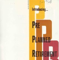 Image of Pre-planned Retirement
