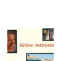 Image of Pamphlet - Del E. Webb marketing brochure titled Del Webb's active retirement. Inside brochure has Del Webb's four location for retirement in Sun City Arizona, Kern City California, Sun City California and Sun City Florida.