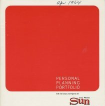 Image of Personal Planning Portfolio