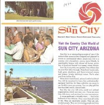Image of Del Webb's Sun City  Visit the Country Club World