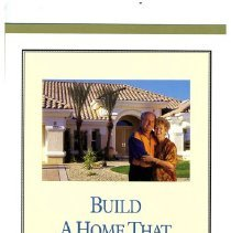 Image of Handbill - Build a Home that Reflects your Personality. Del Webb advertising brochure for Sun City West.