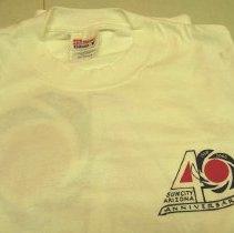 Image of Sun City 40th Anniversary - Sun City 40th Anniversary t-shirt and visor.