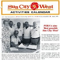 Image of Newsletter - Sun City West Newsletter.Activities.Calendar