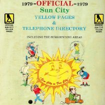 Image of Directory, Telephone - Sun City yellow pages & telephone directory