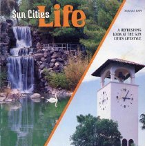 Image of Magazine - Sun Cities Life magazine, premier issue dated Setp/Oct 1994.