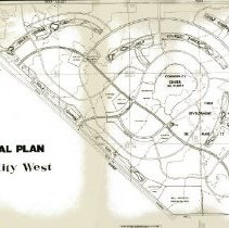 Image of Map - Sun City West general plan.