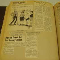 Image of Scrapbook - Scrapbook of History of Sun City Women's Golf Association South Course, 1964 through 1972.