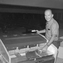 Image of Bowling - Bill Neal manager at Lakeview Center lanes
