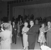 Image of 11th Anniversary  -  Dance at Town Hall South which is now known as Mountain View.