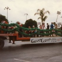 Image of 25th Anniversary  - Grand Center parade entry float.
