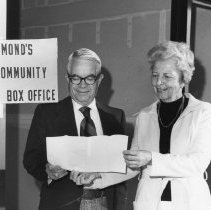 Image of Shopping Centers - Opening of Diamond's Box Office at Greenway Terrace Shopping Center