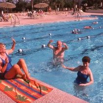 Image of Sun City West swimming - Swimming