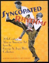 Image of Syncopated rhythms : 20th-century African American art from the George and Joyce Wein collection