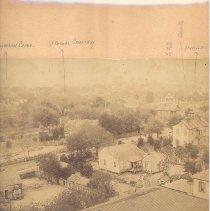 Image of Northwest view of Fernandina FL 1892 - Print, Photographic