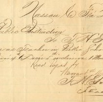 Image of School Board 1876