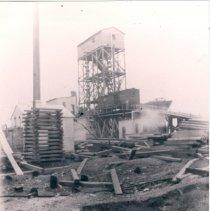 Image of Phosphate elevator - Print, Photographic
