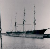 Image of Sailing ship - Print, Photographic
