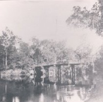 Image of Bridge over St. Mary's River - Print, Photographic