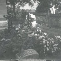 Image of Kelly grave - Print, Photographic