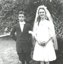 Image of Maurice and Helen Kelly - Print, Photographic