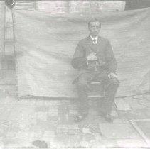 Image of Man posing - Print, Photographic
