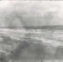 Image of Stormy sea  - Print, Photographic