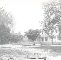 Image of Two houses in St. Marys - Print, Photographic