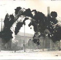 Image of Brick Building - Print, Photographic