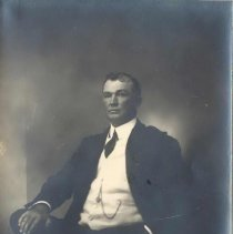 Image of Captain Tom Smith Davis - Print, Photographic