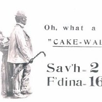Image of Oh, what a Cake-Walk - Print, Photographic