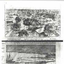 Image of Jacksonville scenes - Print, Photographic