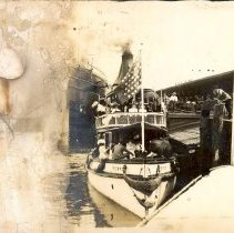Image of Boat Tupper - Print, Photographic