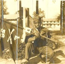 Image of Private Thomas Lee, Jr. - Print, Photographic
