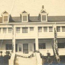 Image of Greyfield Inn on Cumberland Island - Print, Photographic