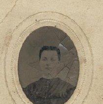 Image of Tintype portrait