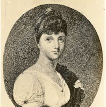 Image of Unidentified Woman, mistakenly thought to be Princess Amelia - Print, Photographic