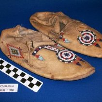 Image of Moccasins - Moccasin