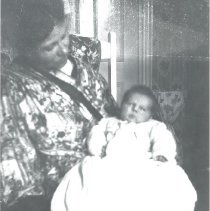 Image of Lucy and William Davis, Jr. - Print, Photographic