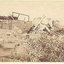 Image of Hurricane damage from Hurricane of 1898 - Print, Photographic