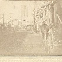 Image of Street scene - Print, Photographic