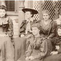 Image of Taken at C. W. Lewis house
