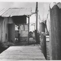 Image of Shrimp docks - Print, Photographic