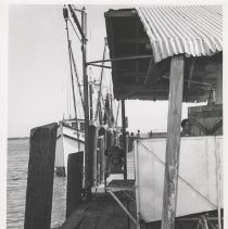 Image of Peterson's dock - Print, Photographic