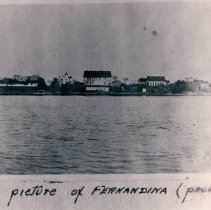 Image of First picture of Fernandina (probably) - Print, Photographic