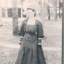 Image of Portrait of Myra - Print, Photographic