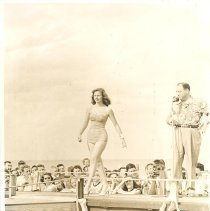 Image of Beauty pageant - Print, Photographic
